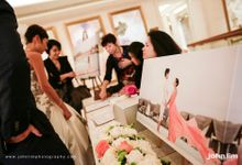 Wedding Celebration of Robert & Katty by John Lim Photography