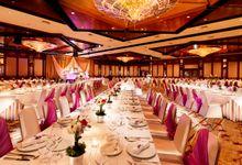 Weddings at Fairmont Singapore & Swissôtel The Stamford by Fairmont Singapore & Swissôtel The Stamford