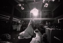 Raymond and Kristine Wedding by RAJ Photo