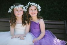 Rorrie & Kayla by Humblebloom photography