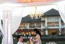 SAMUEL AND INDRI ROMANTIC DINNER PROPOSE by Rumah Luwih Boutique Beach Resort & Spa, Bali