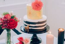 Styled shoot with Singapore Brides by With love, Med Kärlek