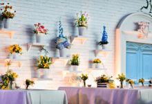 Eclectic Love Expressions by Heaven's Gift - Special Events Design and Consultancy