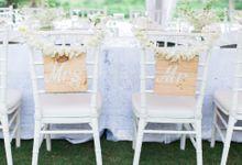FJs by AMOR ETERNAL BALI WEDDING & EVENTS