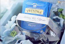 Tea on Rainy Day by Memento Idea