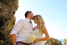 Krysta and Chris Wedding at AYANA Resort by Aile Studio