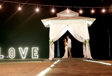 Trysta and Tyson Wedding at Watermark Benoa by Aile Studio