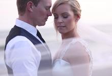Jessica and Aaron Wedding by Aile Studio