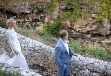 Luke and Jade Wedding at Semara Uluwatu by Aile Studio