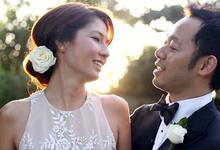 Nigel and Dawn Wedding at The Oberoi Seminyak by Aile Studio