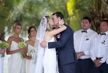 Gemma and Ben Wedding at Semara by Aile Studio