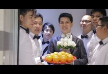 Yongquan & Yaqing SDE Wedding by Spark A Light