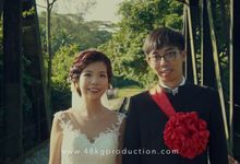WenJie & Xue Fang Bukit Timah Railway Station by 48kgProduction