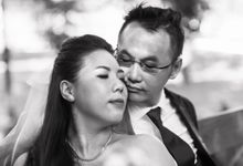 Actual Wedding Day - Soon & Yan (Posed) by A Merry Moment