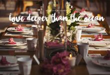 Love Deeper Than The Ocean Part 3b by Wedrock Weddings