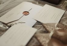 Tobias & Inke Wedding by Camio Pictures