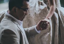 PRe WEDDING of ANTHONY AND SHELLA by MORDEN