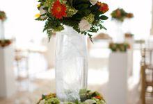 DANIEL & VAVIA WEDDING by The Seminyak Beach Resort & Spa