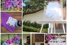 WEDDING - Tyson & Rebecca at Jeeva Saba Bali by XO Events & Villas