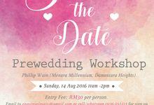 Prewedding Workshop 2016 by Kres Bridal Connoisseur