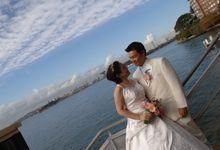 Prewed Photoshoot in Sdyney Rachel and Alan by White Weddings
