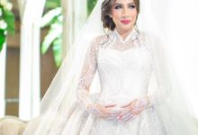 The Wedding of Rovida Alatas & Muhamad by Bantu Manten wedding Planner and Organizer