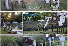 Wedding Mock Up at Villa Levi by XO Events & Villas