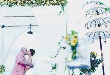Vow Renewals Wedding by Sadara Boutique Beach Resort