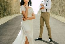 Tasya & Mario Prewedding Session by Thepotomoto Photography