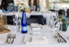 Wedding at Forlino Dining on the Bay by GrizzyPix Photography