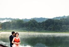 Lucia & Andhi by REZA PRABOWO PHOTOGRAPHY