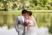 Vernon & Shiqi by Forest Productions