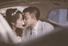 Wedding Day of Gabriel & Jocelyn by AK Kua Photography