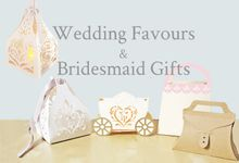 Wedding Favours & Bridesmaid Gifts by Spick Studio