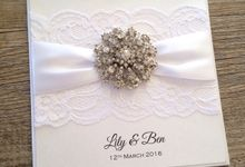 The Royal Collection by White Cherry Invitations