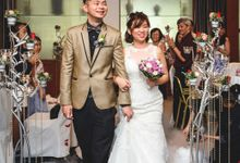 Wedding Photography Singapore - Actual Day Wedding - W & E by Rave Memoirs