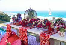 Marlon & Lidia Wedding at Villa Karang Putih by Nagisa Bali