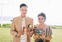 Alma Dillany & Alda Iriano Wedding by Bali Berdua Wedding
