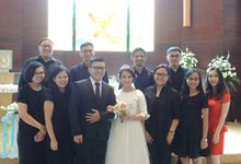 The Holy Matrimony of Ivan Anggriawan & Pricilla Jessisca by Vox Angelorum Choir