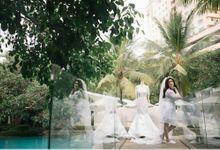 The Wedding of Dion & Angellie by Finest Organizer