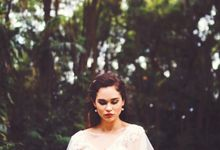 Woodland Romance by Louisa Violet Photography