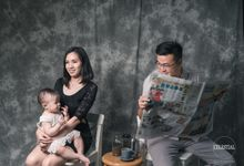 Family Portrait - Since 2014 by Celestial Gallery