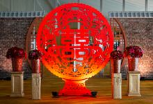Oriental Beauty - Match Made in Heaven by Heaven's Gift - Special Events Design and Consultancy