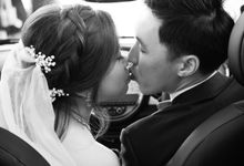 Actual Wedding Day - Zhengyang & Wanting (Part 1) by A Merry Moment