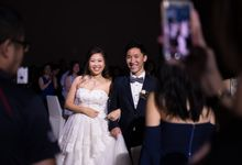 Actual Wedding Day - Zhengyang & Wanting (Part 2) by A Merry Moment