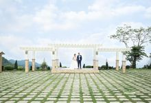 Aldrin and Aimel - A Tagaytay Wedding by Fresh Minds Digital Photography
