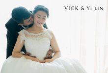 Vick and Yi Lin by Regalia Studio