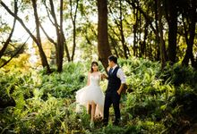 Celebrating YuWei & XuPiao by Luna Bianca Bridal Boutique