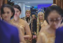 The Wedding of Yunan and Dian by Le Méridien Jakarta