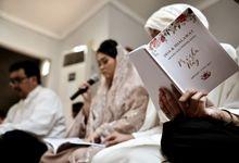 Ray & Priska Wedding Day by Journal Portraits